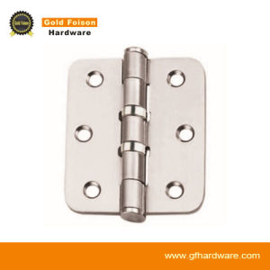 S. S Door Hinge with Square Corner/Door Hardware (4X3X3) pictures & photos