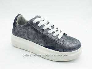 Women Casual Sports Shoes with High Heel (ET-MTY160330W)
