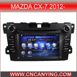 Android Car DVD Player for Mazda Cx-7 2012 with GPS Bluetooth (AD-7007)