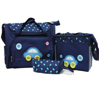 Cartoon Modeling Changing Pad Multifuctional Outdoor Travel Baby Diaper Bag