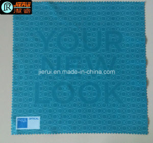 Microfiber Textile Cleaning Cloth for Electronic Products