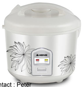 500W Deluxe Electric Rice Cooker (CFXB30-3A)