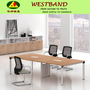 Hot Sale Modern Design Customized Metal Conference Table