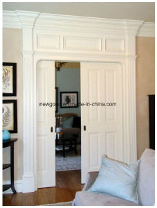 Sliding Wooden Door, Wood Frame or Aluminium Frame pictures & photos