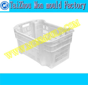 Plastic Farmer Use Fruit Storage Container Box Mould
