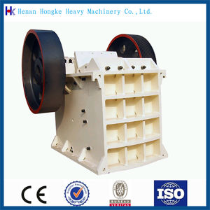 China Best Quality Small Mining Coal Jaw Crusher Machine Manufacture Supplier pictures & photos