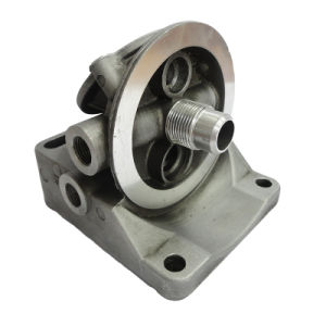 Casting and Forging Part by Aluminum pictures & photos