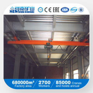 Lx Model Electric Single Girder Suspension Overhead Crane pictures & photos