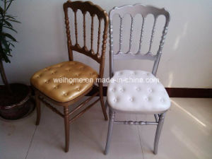 Rental Wooden Napoleon Chair for Wedding Party Event pictures & photos