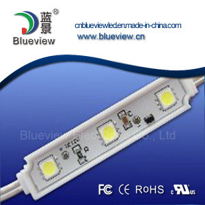 5050 SMD 3PCS PVC Housing LED Module Light