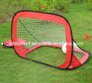 Red Popular Pop up Football Soccer Training Goal pictures & photos