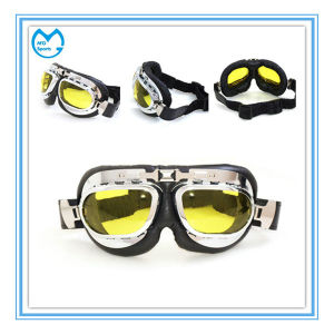 8077c900d5 China Yellow PC Lens Motocross Dirt Bike Helmet Compatible Sporting ...