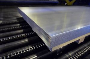 No. 8 Mirror Etching Stainless Steel Sheet