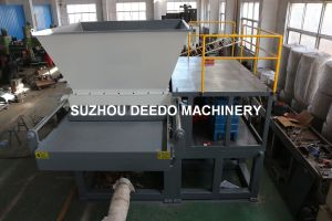 Large Diameter PE Pipe Single Shaft Shredder pictures & photos