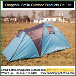 3-4 Person Superb Ultralight BBQ Tourist French Camping Tent pictures & photos