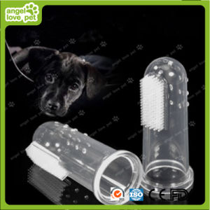 Pet Finger Toothbrush Pet Grooming Product pictures & photos