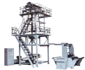 POF Film Blowing Machine with Corona Treatment