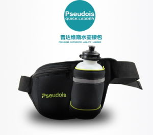 Multifunctional Antiskid Water Bottle Waist Bag pictures & photos
