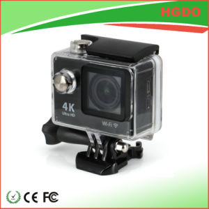 "New Arrival 2.0"" Ltps LCD 4k Ultra HD Sports Action WiFi Camera"