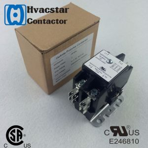 UL CSA Approved AC Contactor Condenser Contactor