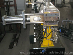 High Efficiency and Reliable Pet Bottle Flakes Pelletizing Equipment pictures & photos