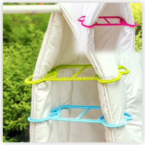 Plastic PP Creative Laundry Clip for Airing Quilts 36*16cm pictures & photos