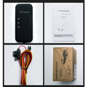 Vehicle GPS Tracker with Temperature Monitoring