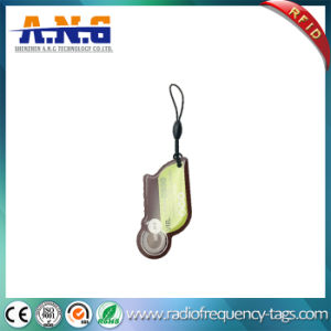 Cmyk Printing Waterproof RFID Epoxy Tag for Club Membership Management pictures & photos