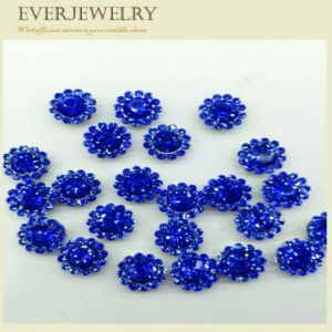 AAA Grade Sewing Crystal Glass Material Stones with Silver Gold Base Sewing Stone pictures & photos
