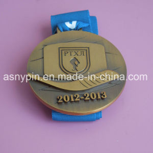 Custom Die Casting Hockey Sport Award Souvenir Medals Metal pictures & photos