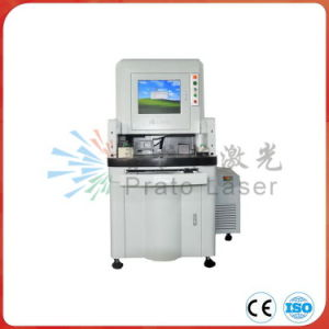 3W/5W/8W UV Certificate Laser Marking Machine for Glass & Plastic pictures & photos