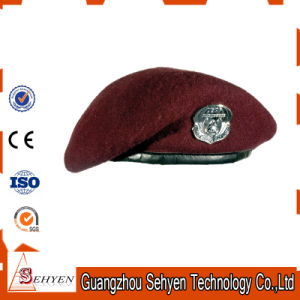 0a60c71365670 China Classic Military Berets Wool Beret with High Quality - China ...