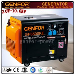 China Factory Directly Price Best Quality 7kVA Diesel Generator Manufacturer