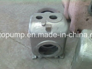 CD4MCU Material Self-Priming Trash Pump pictures & photos