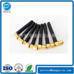 GSM Rubber Antenna Dual Band Antenna with SMA-J R/a Connector pictures & photos
