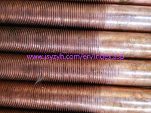 Low Fin Tube/Extruded Fin Tube/Copper Fin Tube
