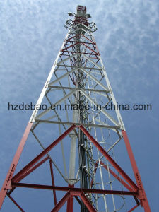 Angle Steel Telecom Steel Structure Tower