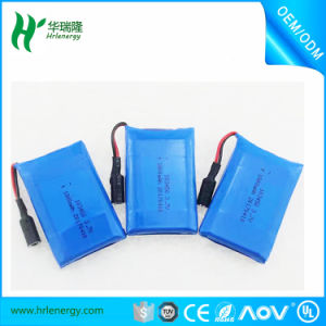 3.7V 103450 1800mAh Li Polymer Battery pictures & photos