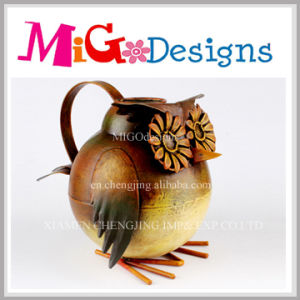 Top Sale Animal Metal Watering Can for Flower pictures & photos