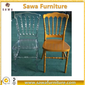 Commercial Furniture Popular Napoleon Wedding Chairs for Sale pictures & photos