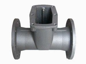 Gate Valve Body Parts Body Bonnet Casting Steel Casting pictures & photos