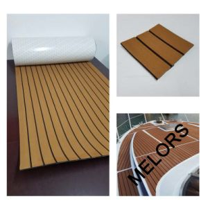 Melors EVA Foam UV Resistant Marine Fishing Boat Teak Flooring Decking