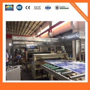 Al-Plastic (PE) Composite Sheet Production Line pictures & photos