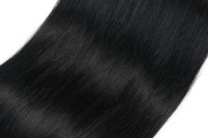 100% Brazilian Human Hair Exyension Remy Bulk Hair Silky Stright pictures & photos