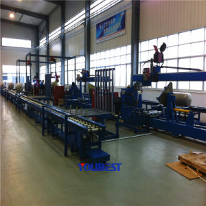 Horizontal Double Torches Circumferential Seam Welding Machine pictures & photos