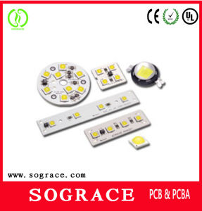 Free Design Rigid Aluminum 94V0 LED PCB for LED