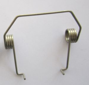 Custom Stainless Double Torsion Spring pictures & photos