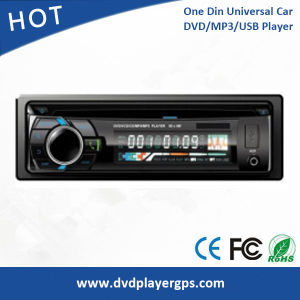 Car DVD Player Car Audio with One DIN Detachable Panel