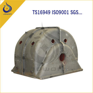 Iron Casting Machinery Spare Parts Engine Cover pictures & photos
