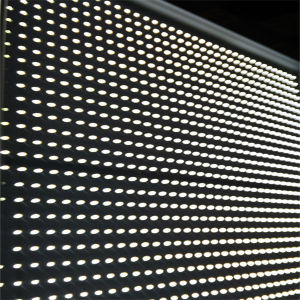 Programmable LED Down Light Module for Large Area Lighting